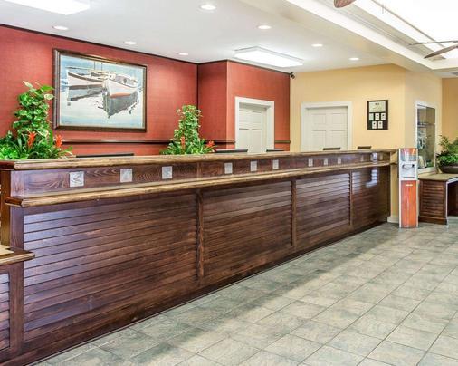 Bluegreen Vacations Harbour Lights, Ascend Resort Collection - Myrtle Beach - Front desk