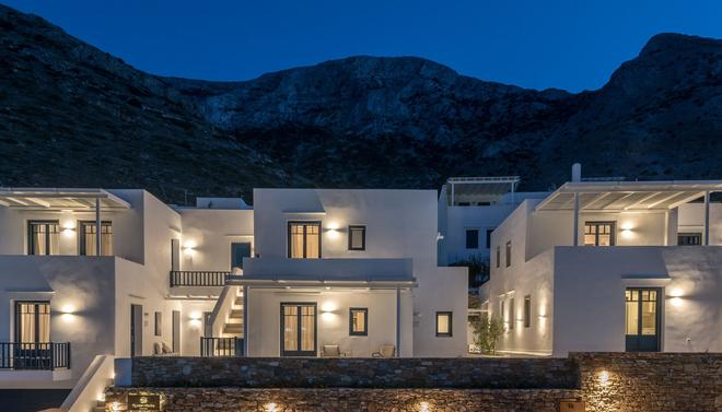 Sifnos House - Rooms And Spa - Kamares - Building