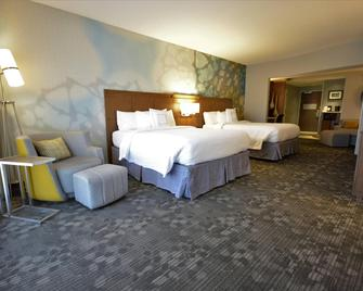 Courtyard by Marriott Asheville Airport - Arden - Bedroom