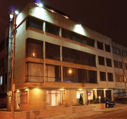 Hotel Americas Luxor - Bogotá - Building