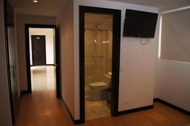 Hotel Americas Luxor - Bogotá - Hallway