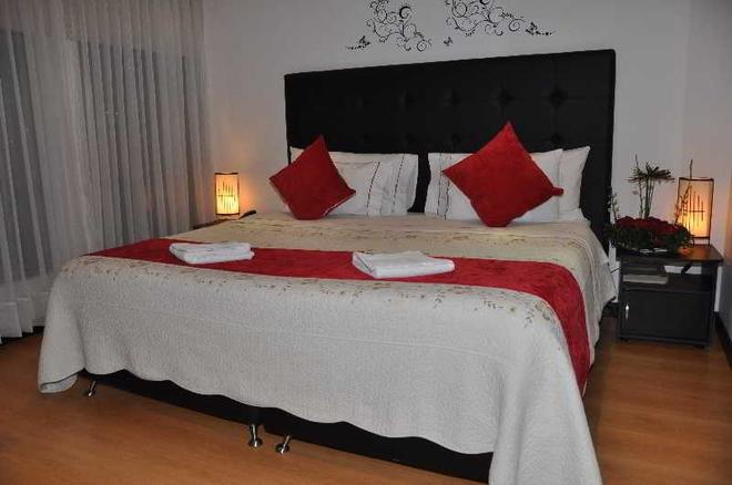 Hotel Americas Luxor - Bogotá - Bedroom