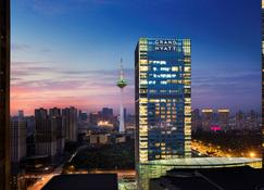 瀋陽君悅酒店 - 瀋陽 - 建築