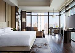 Grand Hyatt Shenyang - Shenyang - Bedroom