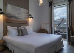 The Originals Boutique, Hôtel Le Londres, Saumur (Qualys-Hotel) - Saumur - Bedroom