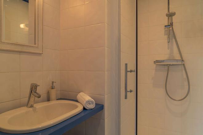 倫德里斯公寓酒店 - 索木爾 - 索米爾 - 浴室