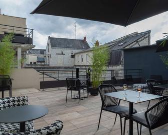 The Originals Boutique, Hôtel Le Londres, Saumur (Qualys-Hotel) - Сомюр - Building