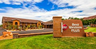 Best Western PLUS Cedar City - Cedar City - Rakennus