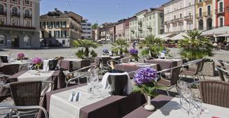 Hotel America - Locarno - Restaurante