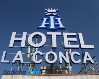 Hotel La Conca - Villa San Giovanni - Building