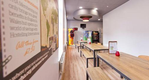 Yha Manchester - Manchester - Dining room