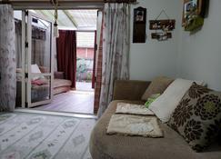 舒適客房飯店 - 薩拉赫 - 基督城 - 客廳