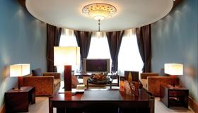 Hotel Casa Fuster - Barcelona - Living room