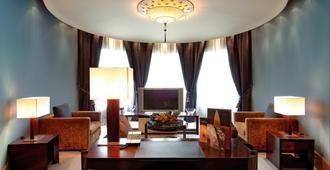 Hotel Casa Fuster - ברצלונה - סלון