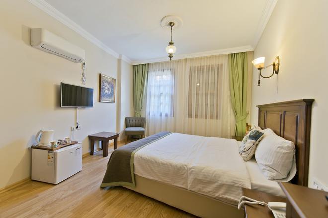 Hadrian Gate Hotel - Antalya - Bedroom