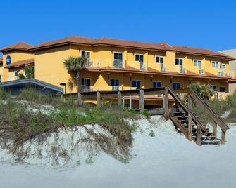 Best Western Oceanfront - Jacksonville Beach - Gebäude