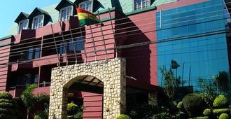 Royal Lodge Hotel - Santa Cruz