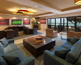 Crowne Plaza Ventura Beach - Ventura - Lounge
