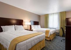 普萊斯考特品質酒店 - 普勒斯科特 - 普雷斯科特 - 臥室