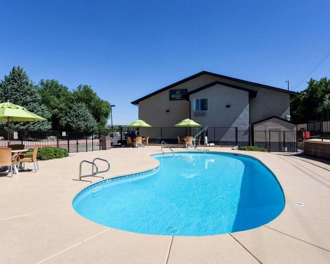 Quality Inn Prescott - Prescott - Pool