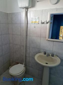 Pousada Hostel Vila Appia - Cabo Frio - Μπάνιο