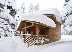 Çobankaya Orman Koskleri - Uludag - Building