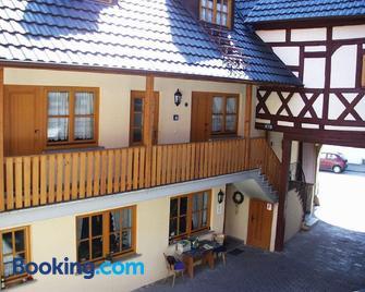 Gästehaus am Westtor - Prichsenstadt - Building