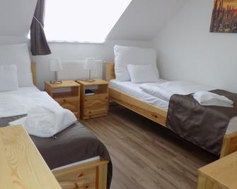 Land Plan Hotel And Restaurant - Дьйор - Bedroom