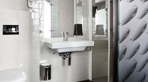 Comfort Hotel Grand Central - Oslo - Bathroom