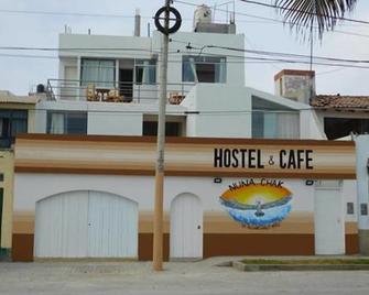 Nuna Chak Hostel & Café - Huanchaco - Gebäude