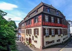 Hostellerie Seigneurs de Ribeaupierre - Ribeauville - Rakennus