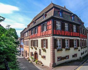 Hostellerie des Seigneurs de Ribeaupierre - Ribeauvillé - Bâtiment