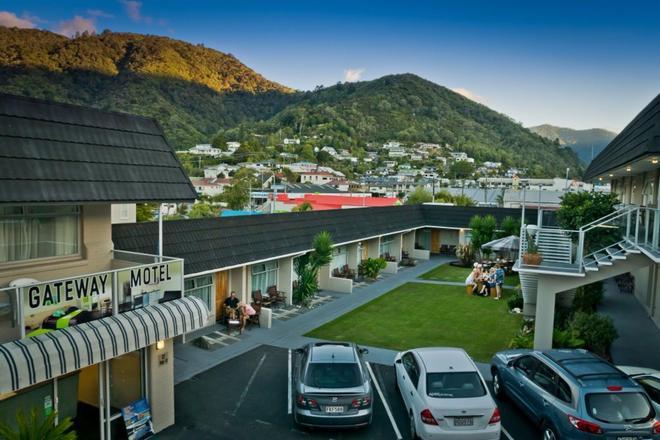 Picton Accommodation Gateway Motel - Picton - Näkymät ulkona