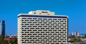 The Westin Zagreb - Zagreb - Building