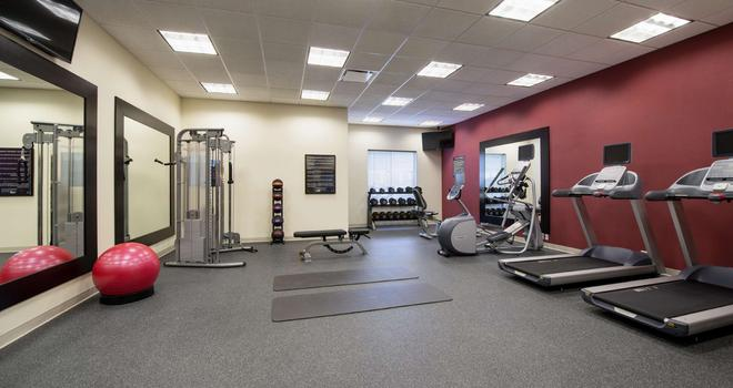 Homewood Suites by Hilton Winnipeg Airport-Polo Park, MB - Winnipeg - Gym