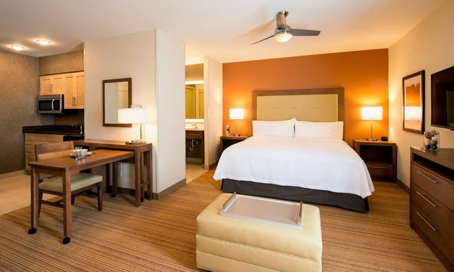 Homewood Suites by Hilton Winnipeg Airport-Polo Park, MB - Winnipeg - Bedroom