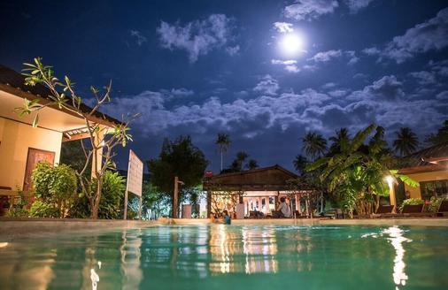 Beck's Resort - Ko Pha Ngan - Pool