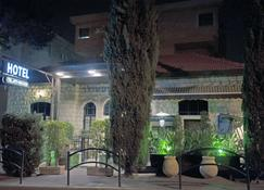 Rothschild Mansion - Haifa - Building