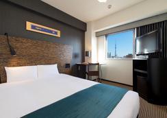 Hotel Villa Fontaine Tokyo-Ueno Okachimachi - Tokio - Schlafzimmer