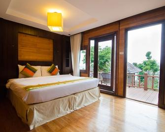 Phi Phi The Beach Resort - Ko Phi Phi - Bedroom