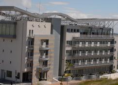 Hotel Vanguarda - Гуарда - Здание