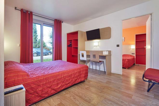 Premiere Classe Avignon Parc Des Expositions - Avignon - Bedroom