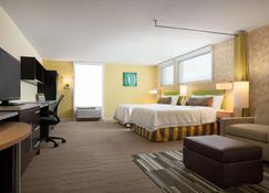 Home2 Suites by Hilton Rahway, NJ - Rahway - Bedroom