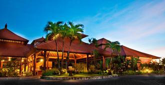 Prime Plaza Hotel Sanur - Bali - Ντενπασάρ - Κτίριο