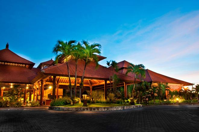 Prime Plaza Hotel Sanur - Bali - Denpasar - Toà nhà