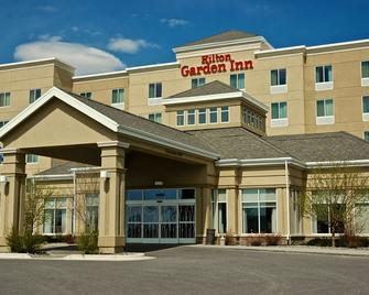 Hilton Garden Inn Billings - Billings - Building