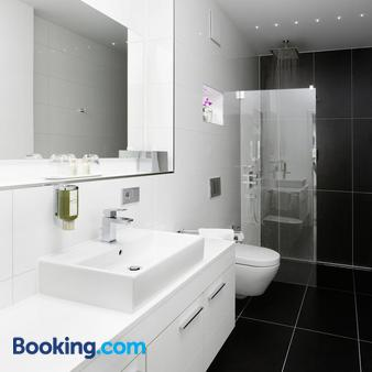 Central Hotel - Villingen-Schwenningen - Bathroom