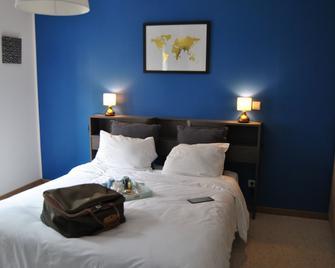 Au Richebourg Nogent - Nogent-sur-Seine - Bedroom