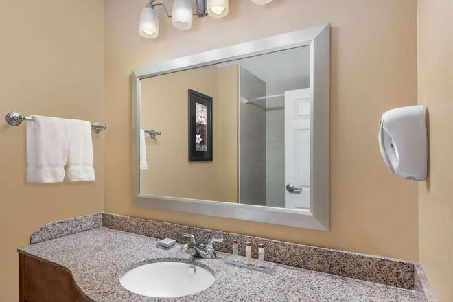 Wingate by Wyndham Lancaster / PA Dutch Country - Lancaster - Bathroom