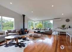 Myers Road Retreat - Balnarring - Wohnzimmer
